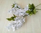 Bouquet Lilac Satin Ribbo...