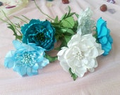 Bouquet of Satin Ribbon, ...