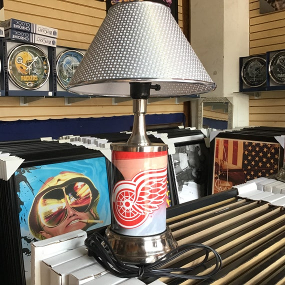 Detroit Red Wings Desk Lamp