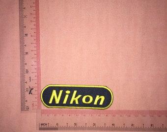 Nikon patch | Etsy DK