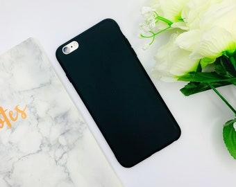 iphone 8 case plain black