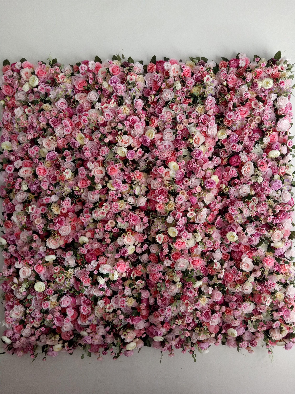 5x5FT Vinyl Backdrop Photographer,Jacobean,Fantastic Flowers Oriental Background for Baby Birthday Party Wedding Graduation Home Decoration