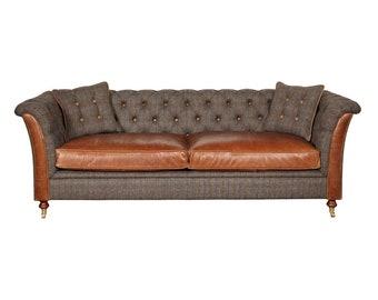 Wonderbaar Chesterfield sofa | Etsy LB-69