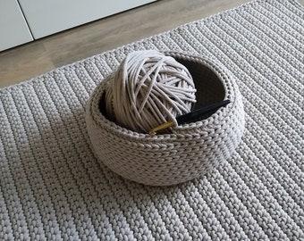 Rug crocheted, crochet rug, rug, runner handmade, cotton cord, shape: rectangular, handmade, many sizes and colors