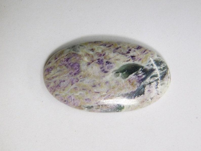 Natural Kammererite cabochons,Hand Polished Kammererite loose stone,Kammererite jewelry Making 74 Cts Kammererite Gemstone! A-3299
