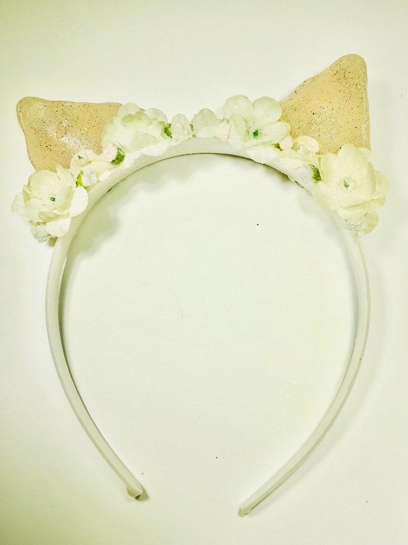 Magical Cat Ear Headband