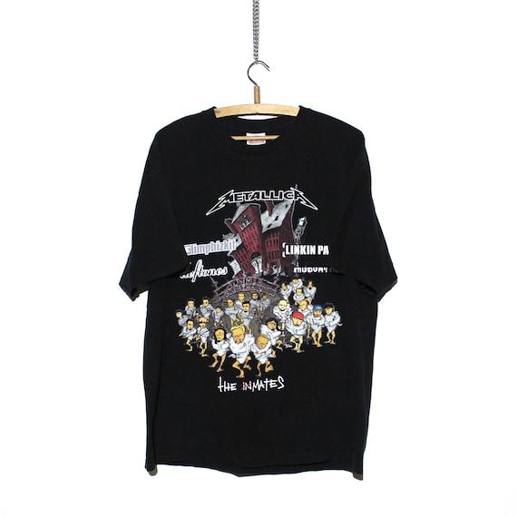 Vintage 2003 Summer Sanitarium Tour T-Shirt