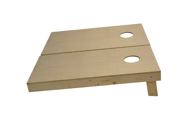 Top Quality Regulation Size DIY Cornhole Boards 24 x image 0
