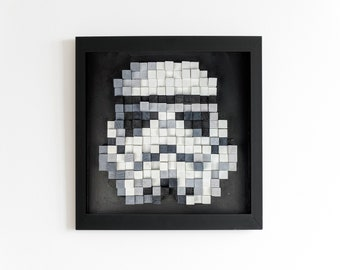 Star Wars Pixel Art Etsy