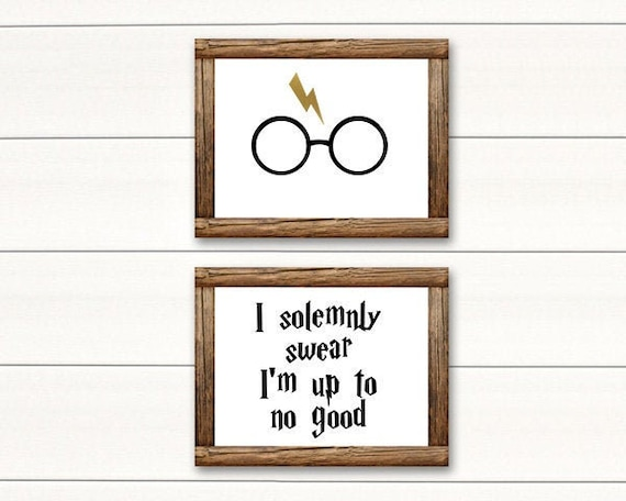 Diy Harry Potter Quote Cut File For Cricut Png And Svg Etsy