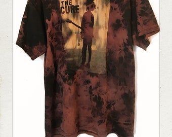 59055730e81 The Cure Acid Washed T Shirt