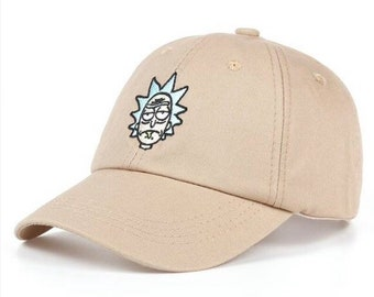 Rick and morty hat  c445ee4ccf9