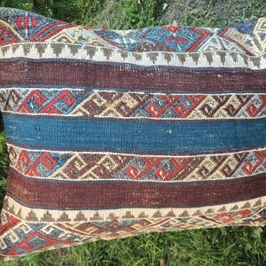 Antique Beluch Rug Pillow 50x35 cm 20/' x 14/' FREE SHIPPING
