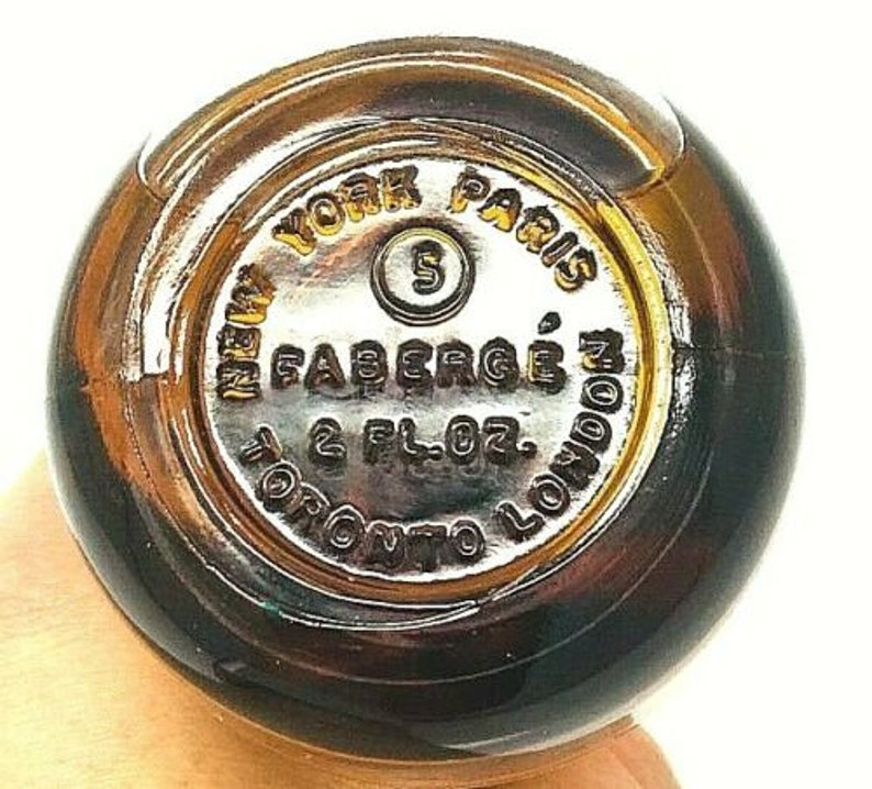 100% Full! Vintage Faberge West 2 oz Cologne For Men! VERY RARE & HTF