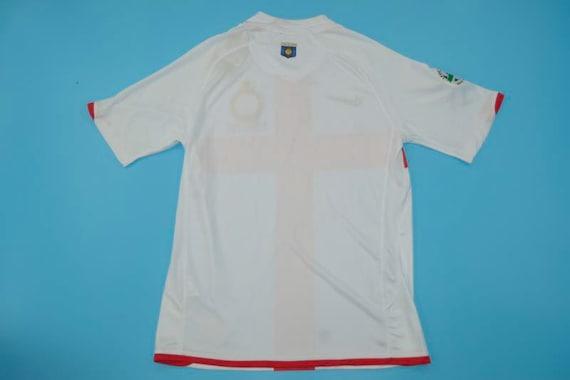 Inter Milan 2007-2008 Away Centenary Cross Jersey Kit Shirt Zanetti Ibrahimović Crespo Figo Sizes S-XXL [Fully-Customizable Name & Number]