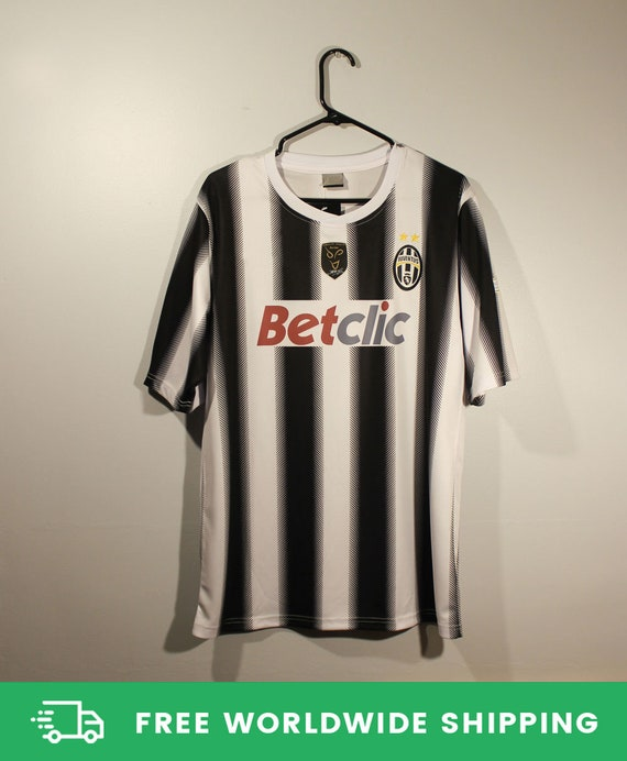 Juventus 2011-2012 Home Del Piero Retirement Jersey Maglia | Etsy