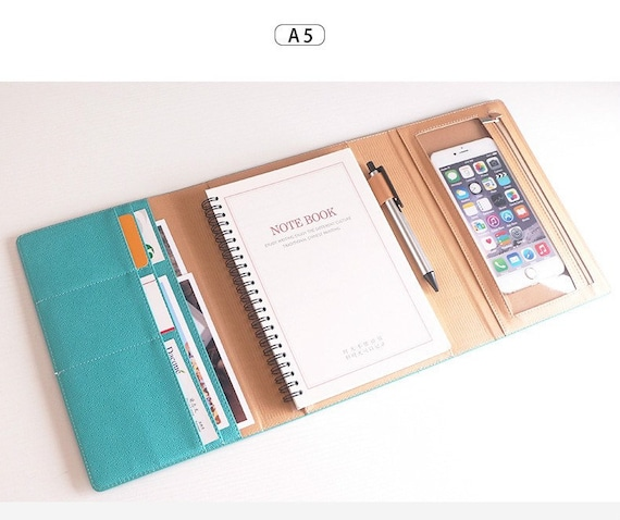 A5 Office Planner Notebook Stationery Notebook Personal Diary Etsy