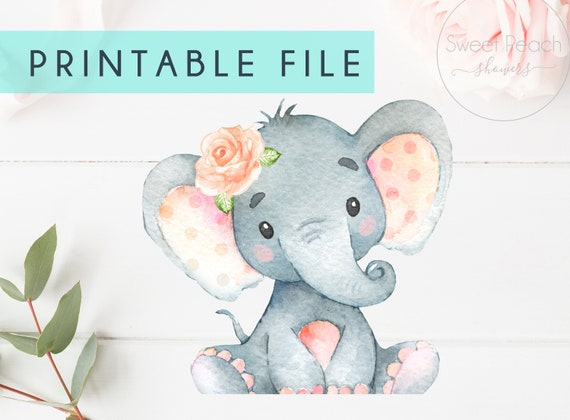 Floral Printable Stand Up Elephant Baby Shower Decor Pink Girl Nursery Baby Shower Little Girl Centerpieces Diy Gray Digital Girls Elephants By Sweet Peach Showers Catch My Party,Tiny Houses Wisconsin Dells