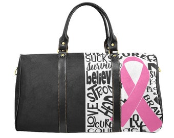 Utility Bag Breast Cancer Awareness SALE