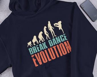 T-Shirt Damen Tanzen Herzschlag Heartbeat Dance Dancing Breakdance HipHop Frau