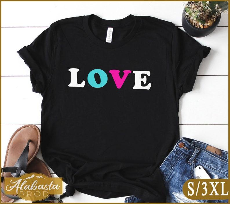 58eb43eab Savannah Guthrie love shirt Savannah Guthrie today show love | Etsy
