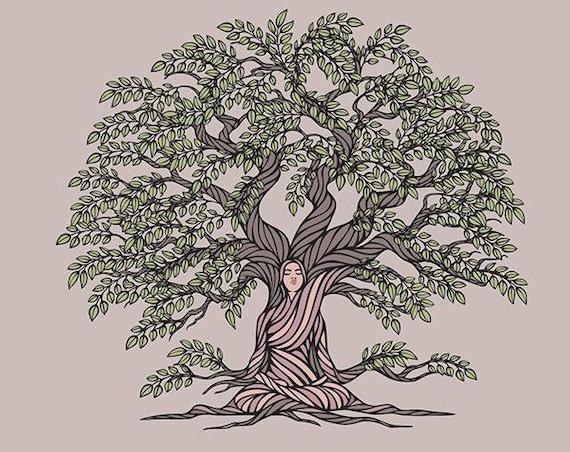 Earth Giant Tree Gift Series - Pagoda's Gift - Book 6
