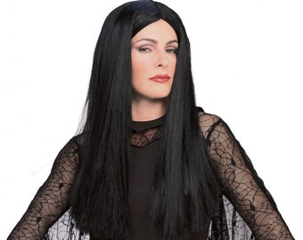 Morticia Costume Etsy