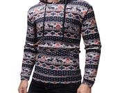 Christmas cool hoodie sweatshirt coat jacket winter cloth 2019 gift unisex hooded shirt hoodie high quality
