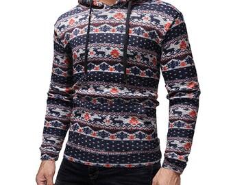 951f9f27da5 Christmas cool hoodie sweatshirt coat jacket winter cloth 2019 gift unisex hooded  shirt hoodie high quality