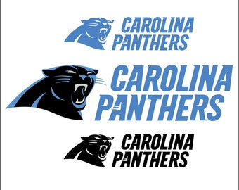 Carolina Panthers svg de7577401