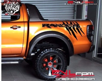 Truck Stickers Vinyl Decal Custom Graphic Kit For Ford