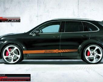Porsche stripes | Etsy