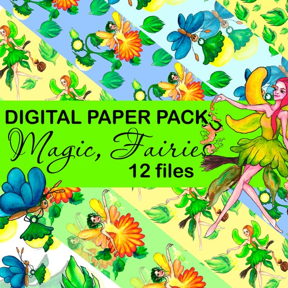 12x12 Art Journal Pages
