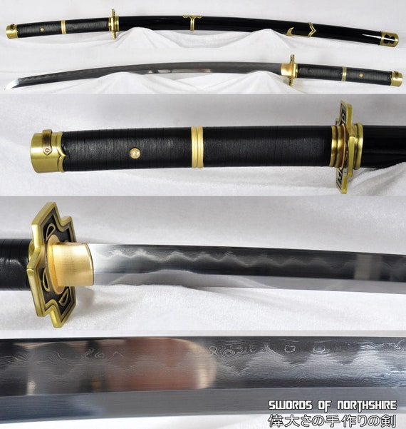 WOODEN SAMURAI KATANA SWORD WITH SCABBARD KIDS TRAINING or TOY 72 cms SCHWERT