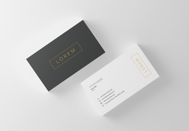 graphic about Printable Business Card Paper referred to as Educated Enterprise Card Template, Printable Business enterprise Playing cards, Permed Enterprise Card Design and style, Minimalist Company Card, Printable
