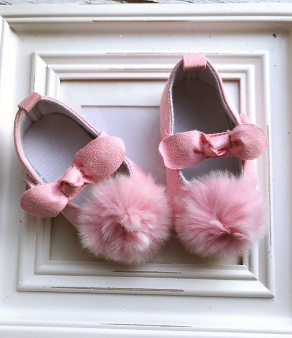 pink girl shoes