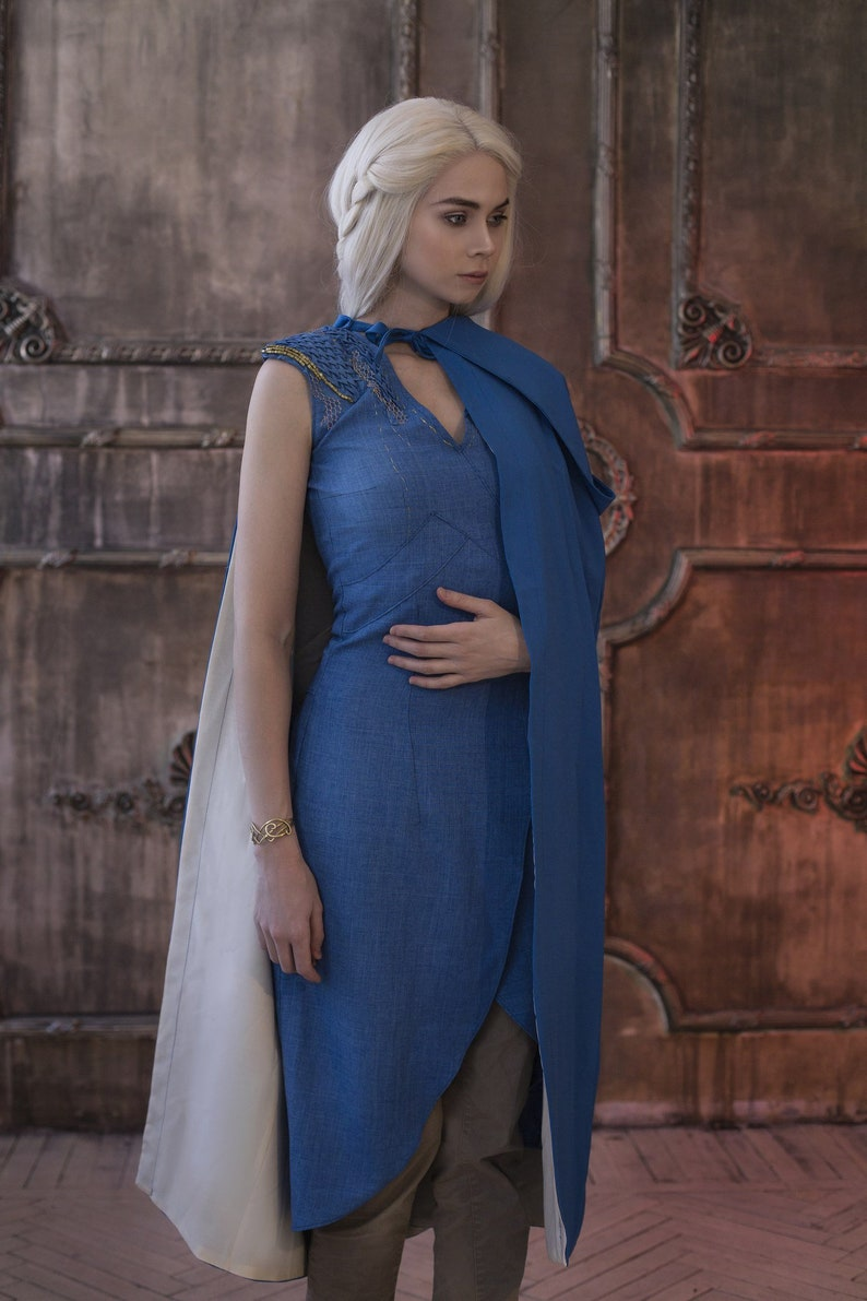 Daenerys Targaryen Game Of Thrones Cosplay
