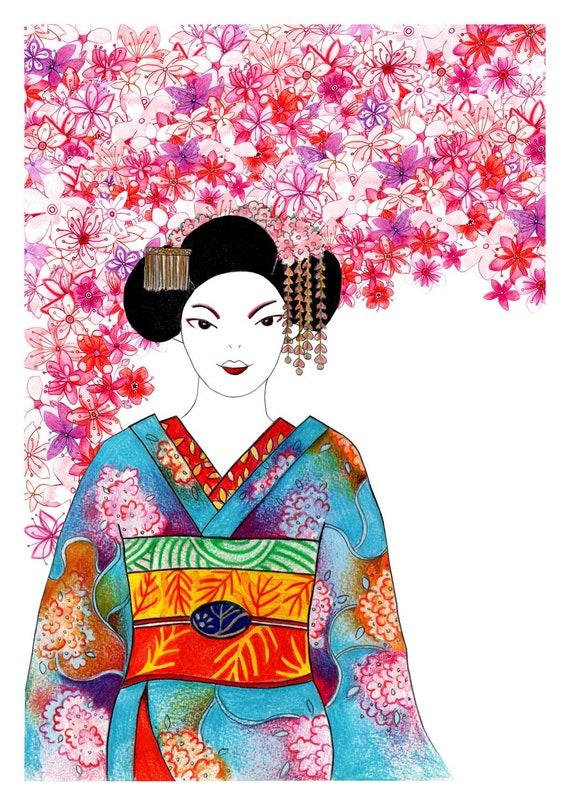 japanese seasonal tradition held - 570×806