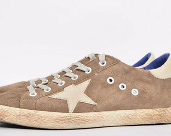 25ea8d40f5cb Golden Goose GGDB superstar suede leather sneakers shoes size 41