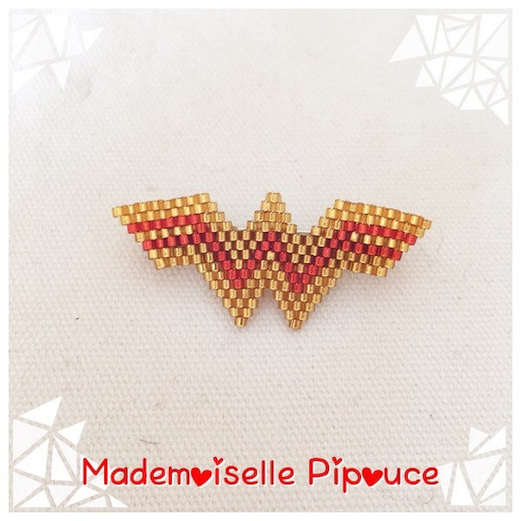 wonderwomen brooch