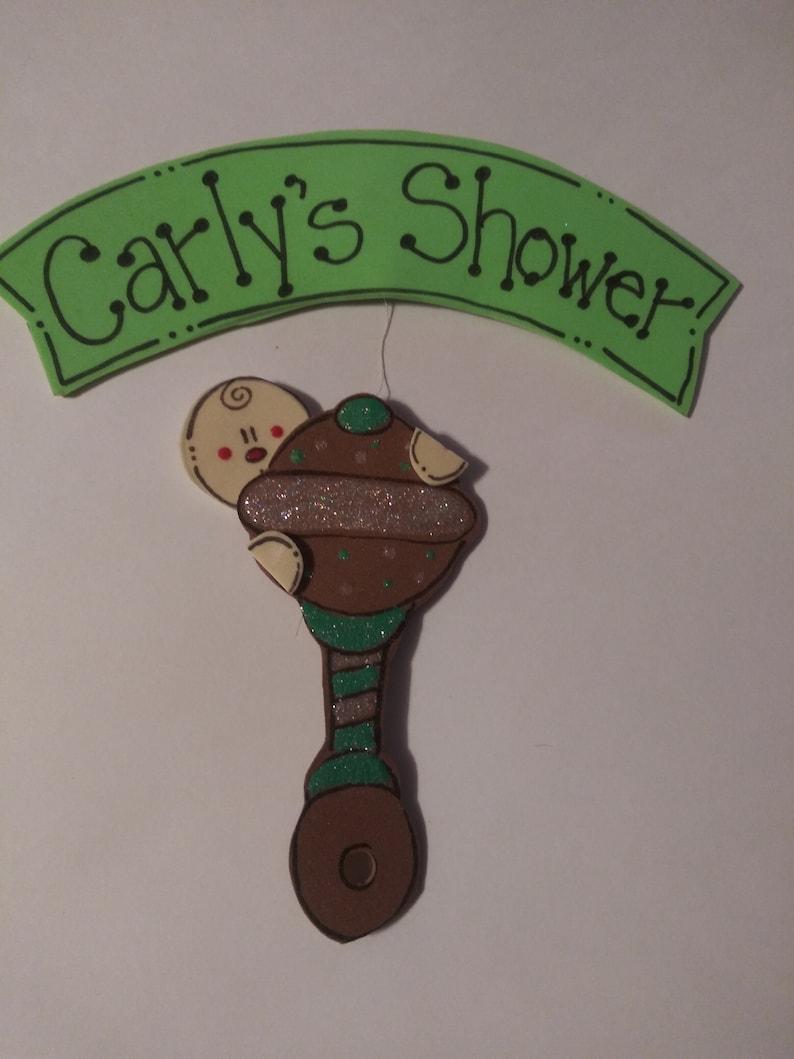Baby Shower Magnet Favors Dozen