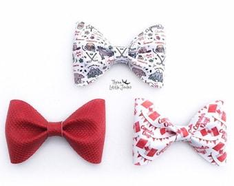ac0c283a Canada Day Bow Tie, Happy Canada Day Bow Tie, Red Bow Tie, Canada Bow Tie, Canadian  Bow Tie