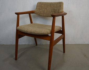 60s chair Glostrup GM11 Danish Design Teak