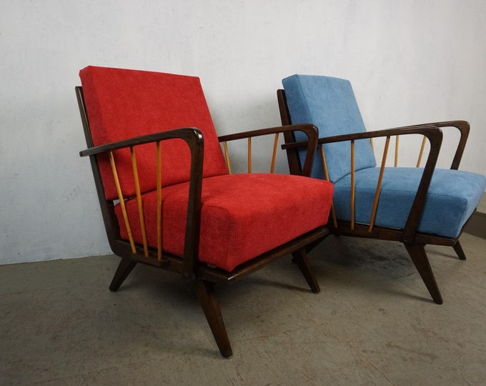 Featured listing image: Newly occupied fifties armchair a total of two available