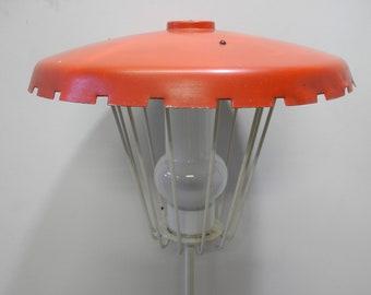 Nostalgic garden lamp from the 50s