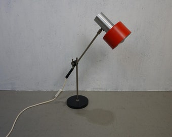 70s desk lamp in Mid Century Vintage Style
