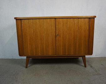 Great dressings from the 50s veneered in walnut