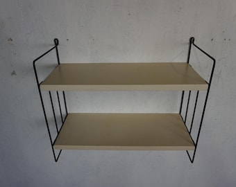 WHB shelving system with white floors