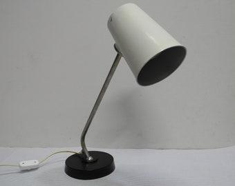 50s 60s Table Lamp Desk Lamp Bauhaus Style Vintage Mid Century