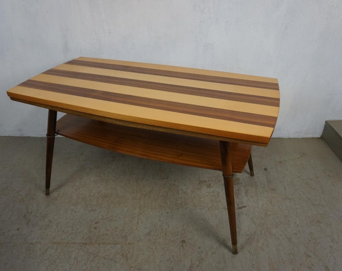 Featured listing image: 50s coffee table with great contrast and clipboard